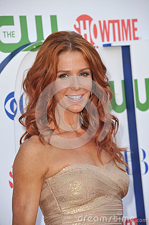 Poppy Montgomery Editorial Image