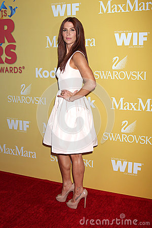 Poppy Montgomery arrives at the City of Hope s Music And Entertainment Industry Group Honors Bob Pittman Event Editorial Image