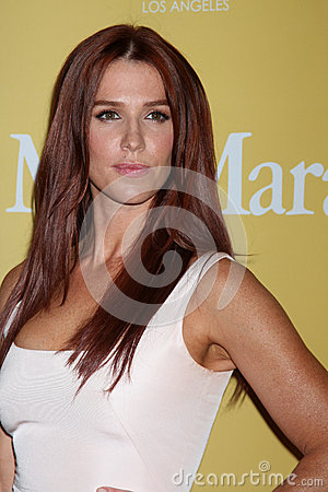 Poppy Montgomery arrives at the City of Hope s Music And Entertainment Industry Group Honors Bob Pittman Event Editorial Photo