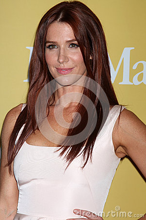 Poppy Montgomery arrives at the City of Hope s Music And Entertainment Industry Group Honors Bob Pittman Event Editorial Photography