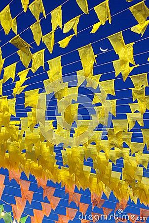 Popular festival in Brazil