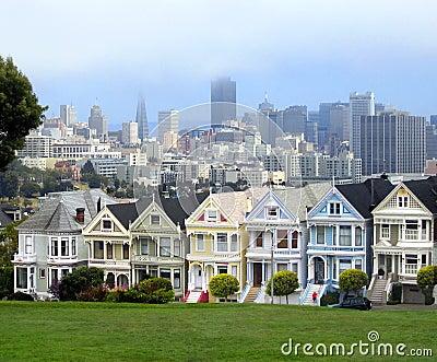 Popular San Francisco view