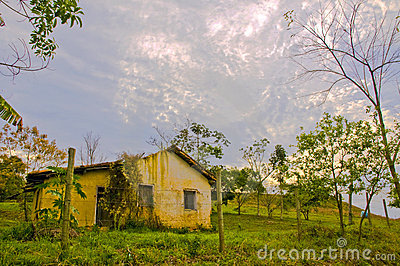 Popular Typical rural Architecture of Brazil