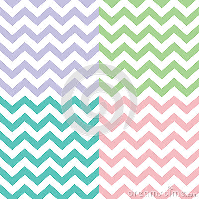 Free Popular Zigzag Chevron Pattern Royalty Free Stock Images - 32171759