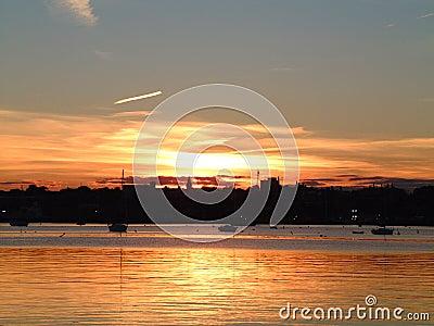 Por do sol 2 de Fairhaven