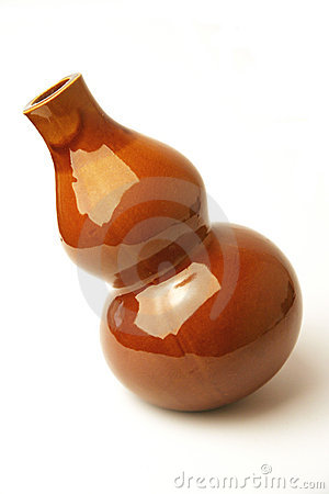Porcelain Chinese gourd