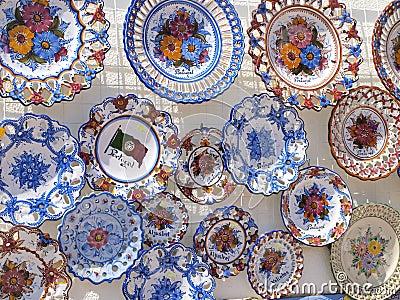 Porcelain, Fatima, Portugal
