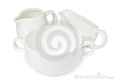 Porcelain kitchenware