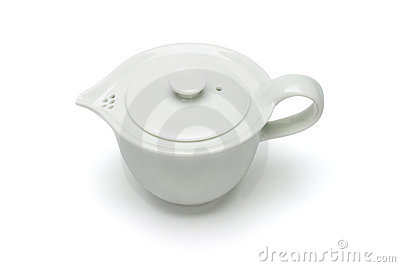 Porcelain Tea Pot