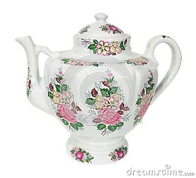 Free Porcelain Teapot Royalty Free Stock Image - 13234976