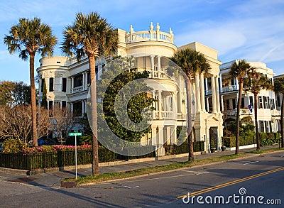 Porcher-Simonds Historical House Charleston SC
