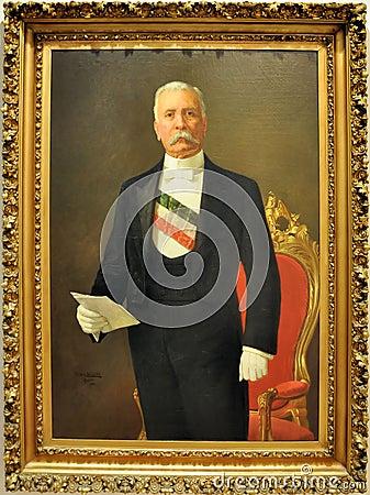 Free Porfirio Diaz Royalty Free Stock Images - 19317349