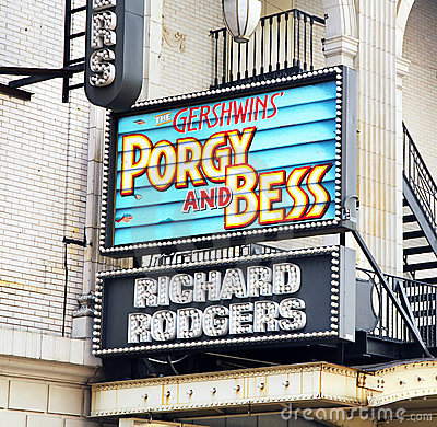 Porgy And Bess Editorial Stock Image