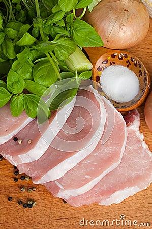 Free Pork Chop Stock Photo - 29295440