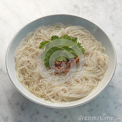 Pork Rib Soup noodle