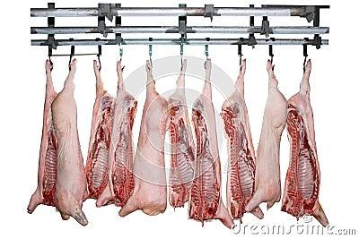 Pork for sale