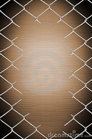 Porous On Grunge Fence See The Metal Background Stock Images - Image: 19028724