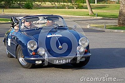 Porsche 356 B Cabrio Editorial Image