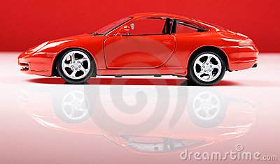 Porsche 911 Carrera Editorial Image