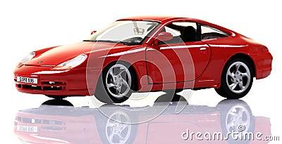 Porsche 911 Carrera Editorial Photo