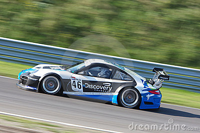 Porsche 911 GT3 R Editorial Stock Image
