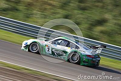Porsche 911 GT3 R Editorial Stock Image