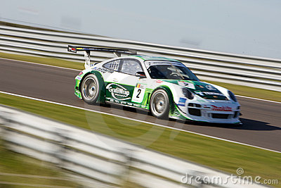 Porsche 911 GT3 R Editorial Photography