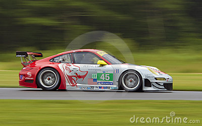 Porsche 911 race car Editorial Stock Image