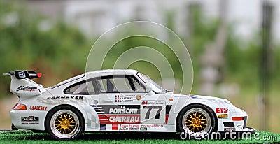 Porsche 911 RC Car Editorial Photography