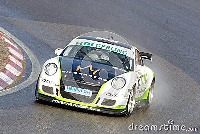 Porsche 997 GT4 Editorial Stock Image