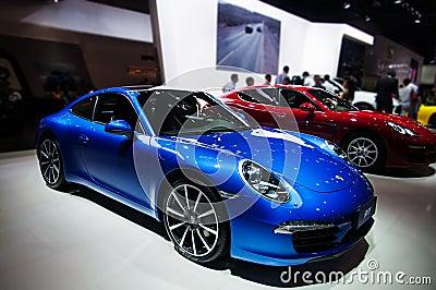 Porsche cars Editorial Photography