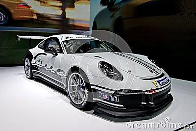Porsche GT3 Cup 2014 Editorial Photo