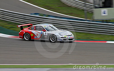 Porsche GT3 Cup Challenge Eastern Europe Editorial Image
