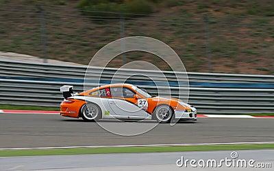 Porsche GT3 Cup Challenge Eastern Europe Editorial Image
