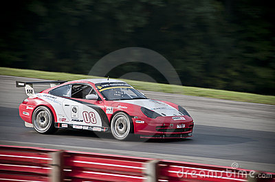 Porsche GT3 race car Editorial Photography