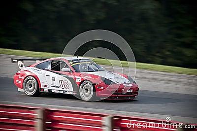Porsche GT3 race car Editorial Photography