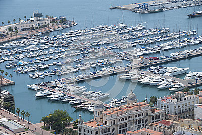Port, Alicante, Spain