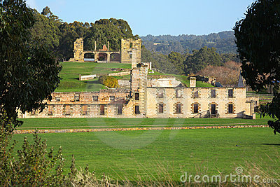 Port Arthur historic ruins