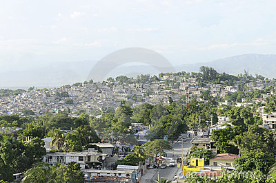 Port-au-Prince. Editorial Photography