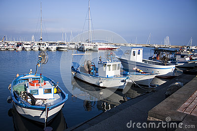 Port and Boats