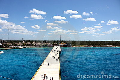 Port of Cozumel