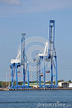 Port Cranes