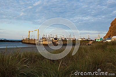 Port de port Orford, Orégon