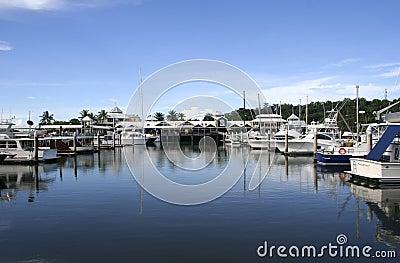 Port Douglas Marina, Queensland, Australia