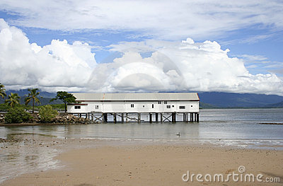 Port Douglas wharf, Queensland Australia