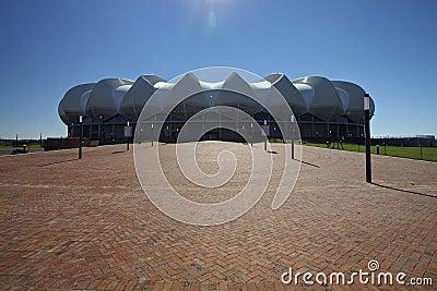 Port Elizabeth s stadium 2010 World Cup Editorial Stock Image