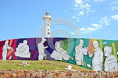 Port Elizabeth Editorial Stock Image