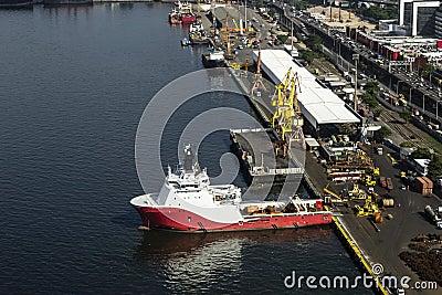 Port Forwarding, Rio de Janeiro