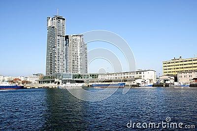 Port in Gdynia
