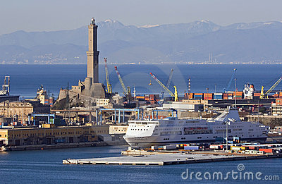 Port of Genoa 2